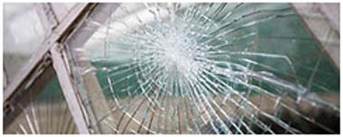 Bebington Smashed Glass